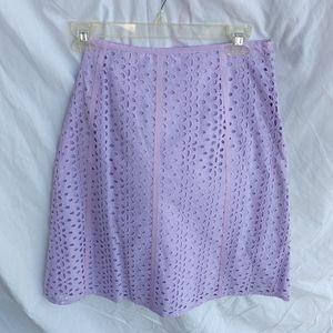 🛑3/$15 Rafaella Petites Purple Lightweight Skirt